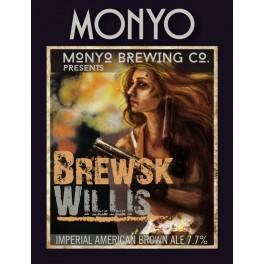 Brewsk Willis - Monyó (0,33l)