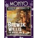 Brewsk Willis Winter edition - Monyó (0,33l)