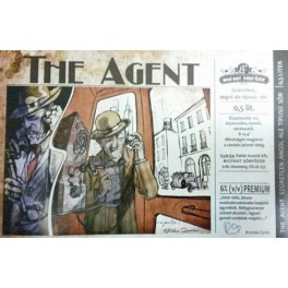 Bigfoot - The Agent (0,5l)