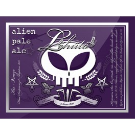 Léhűtő - Alien Pale Ale  (0,5l)