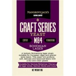 BOHEMIAN LAGER M84 Mangrove Jack's sörélesztő 10g