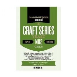 CIDER M02 Mangrove Jack's cider élesztő 10g