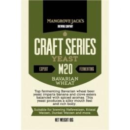 Bavarian WHEAT M20 Mangrove Jack's sörélesztő 10g