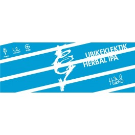 Hübris - UbikEklektik Herbal IPA (0,33l)
