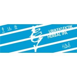 Hübris - UbikEklektik Herbal IPA (0,33l)