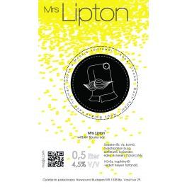 Möszjő - Mrs. Lipton (0,5l)
