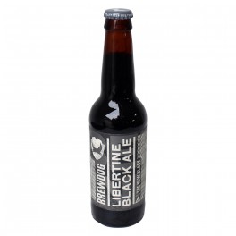 BrewDog Libertine Black Ale (0,33l)