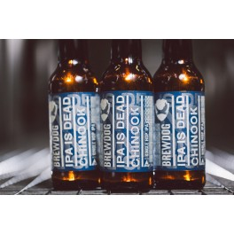 BrewDog IPA is Dead 2015 - Chinook (0,33l)