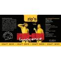 Zip's - Instead of Innocence (0,33l)