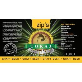 Zip's - Tokaj Monkey (0,33l)